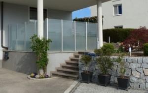 windschutz aus Glas in Oberösterreich 4710