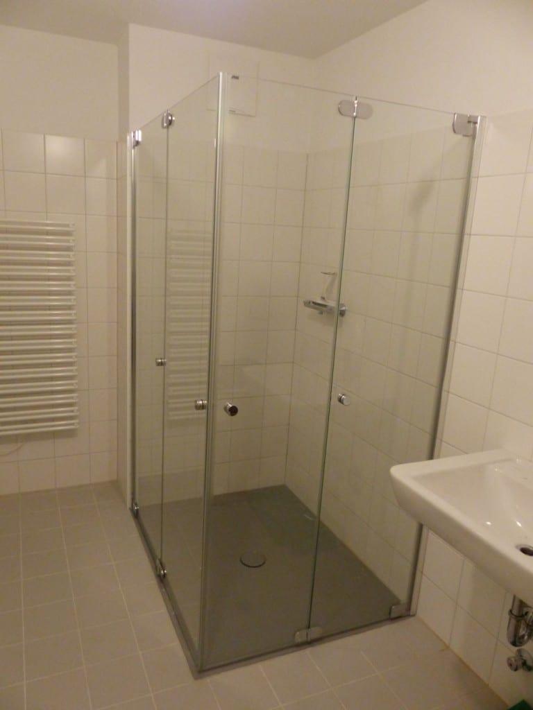 barrierefreie dusche in Peuerbach