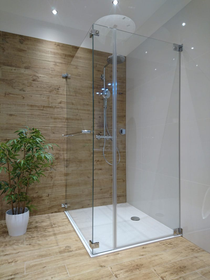 duschkabine flächenbündig 4680 haag a.H.