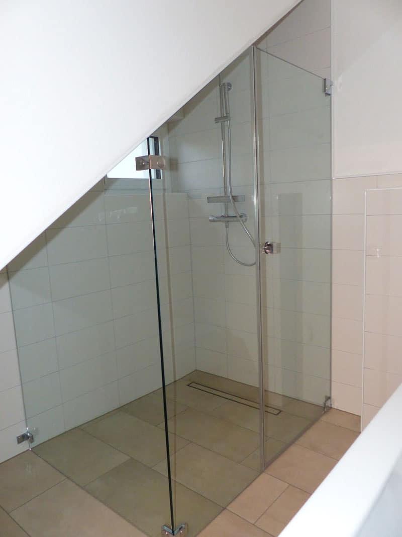 dusche-unter-stiege oö