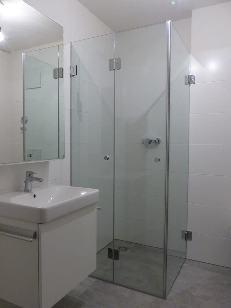 dusche für kleines bad 4725 sankt aegidi innviertel