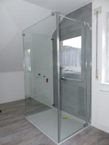 u-glasdusche 90x120 in wallern oö
