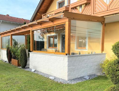 Sommergarten-Terrassenglas