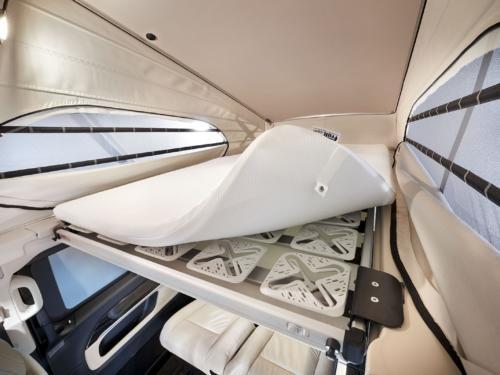 Wohnmobil Matratze und Lattenrost